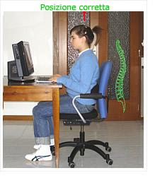 Sedia Postura Corretta.Le Posizioni E I Movimenti Per Prevenire Il Mal Di Schiena