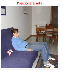 Le posizioni e i movimenti per prevenire il mal di schiena for Aggiungendo un mudroom al lato della casa